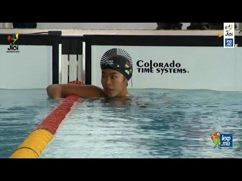 JIOI 2019: Alicia Kok Shun décroche l'or