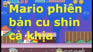 game cu shin