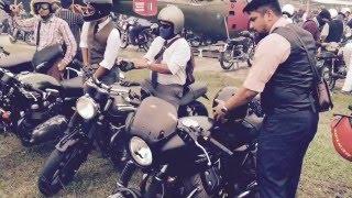 Arie Ride :: DGR KL 2015 Cafe Racer Bobber Malaysia