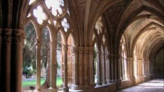 Monasterio de Veruela  _  Monjes de Silos  _  Introitus Spiritus Domini.