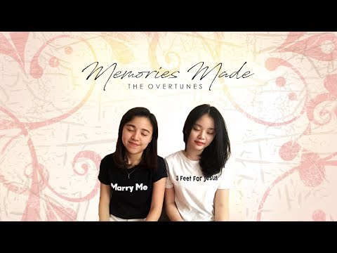 Written In The Stars - The Overtunes Cover By Janet & Sienny