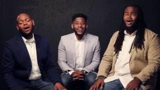 Dear Theodosia (Hamilton Cover) - Trey Mclaughlin, Jamal Moore, & Arthur Chapman