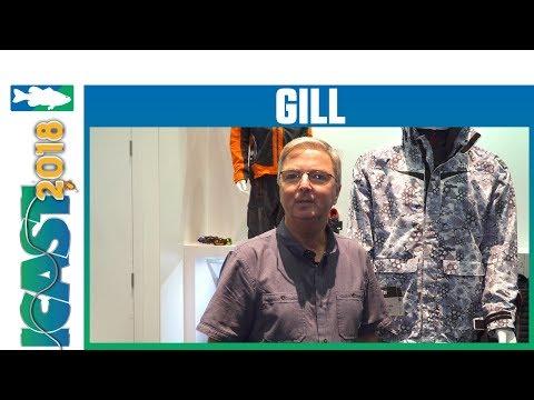 Gill OS31J Coastal Jacket - Marine Camo   ICast 2018