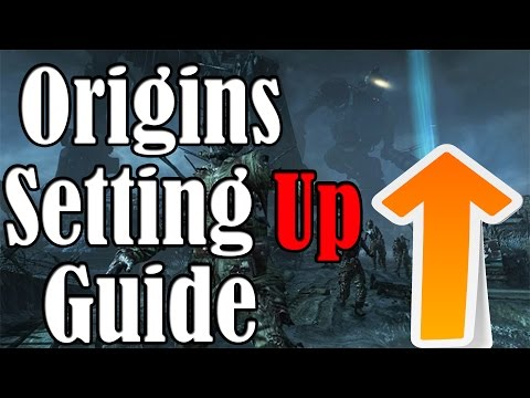 """""""Black Ops 2 Zombies"""" Origins Setting Up Guide (Round 50+ EASY)"""