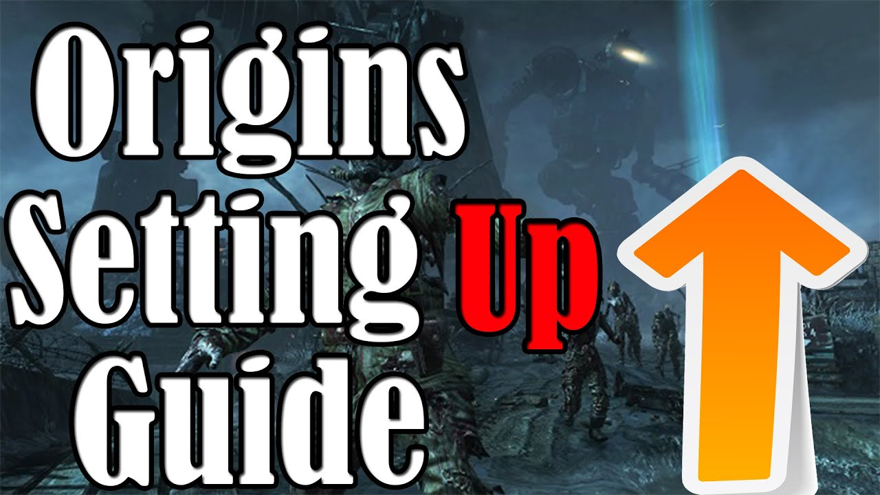 Black ops 2 zombies origins setting up guide round 50 - Black ops 2 origins walkthrough ...