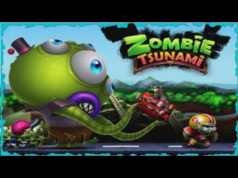 Zombie Tsunami Mobile Gameplay 4 Youtube