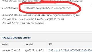 cara membuat rekening bitcoin wallet