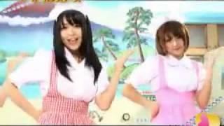 【胸の谷間にうもれ隊】 ♪スケベ!PV 助川まりえ 動画 9
