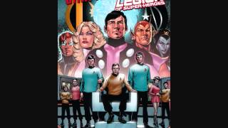 Star Trek/Legion of Super-Heroes review