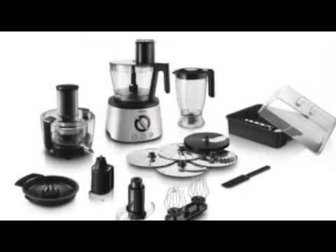 Philips HR7778/00 Avance Küchenmaschine (+30 Funktionen, Inkl. Entsafter,  1000W) Test