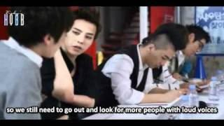 [ENG SUBBED] Big Bang: Shouting Korea Part 4