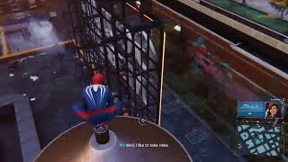 Spider-Man is in town!! Part two
