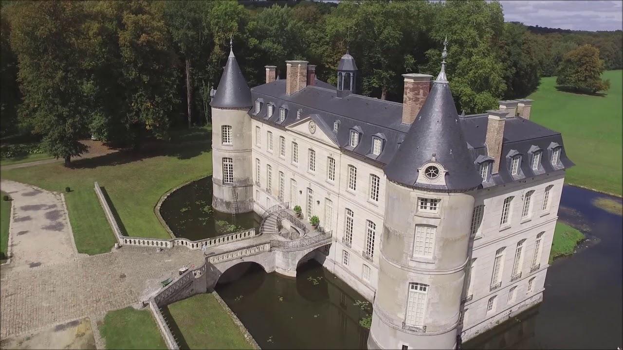 Accueil Domaine De Verderonne Salle De Reception Dans L Oise
