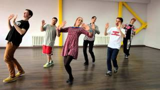 Flash-dance 2014. Весенний бал 2014 в Уфе