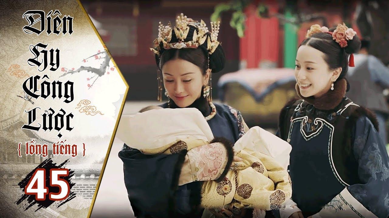 image Diên Hy Công Lược - Tập 45 (Lồng Tiếng) | Phim Bộ Trung Quốc Hay Nhất 2018 (17H, thứ 2-6 trên HTV7)
