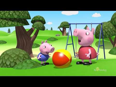 видео Peppa Pig And George Crying Video