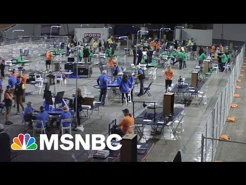Arizona Republicans Recounting Presidential Election Votes In Maricopa County   MSNBC