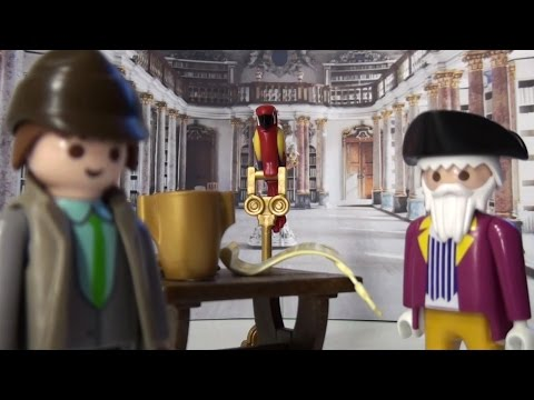 Der goldne Topf YouTube Hörbuch Trailer auf Deutsch