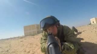 مناورات عسكرية مشتركة بين مصر وروسيا