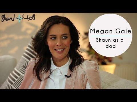 Megan Gale: On Shaun As A Dad