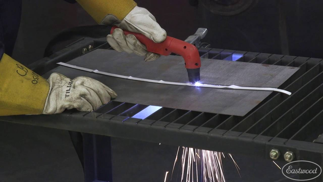 Plasma Cutting Table Easily Cut Metal Directly On A