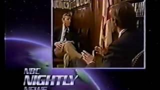 NBC Nightly News promo, 1984