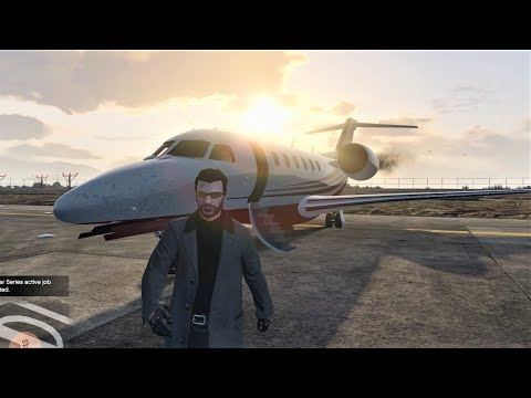 E187 A NIMBUS PRIVATE LUXURY JET! A BUY & WALKTHROUGH REVIEW! - Let's Play GTA 5 Online PC 60fps HD