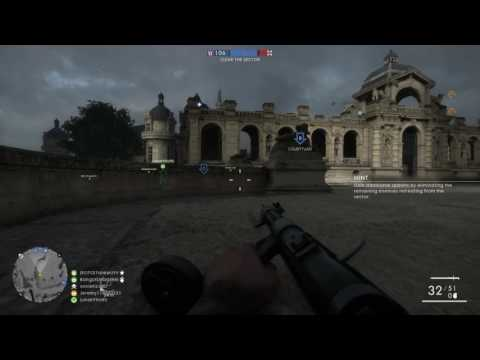Battlefield 1 medic and support