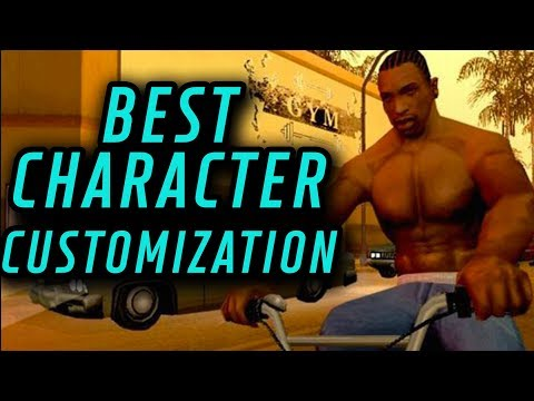 Best Character Customization - History Of RPGs Ep. 8