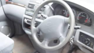 Nissan Presage 1998 K24