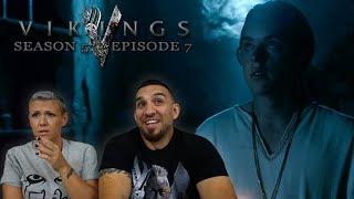 Vikings Season 5 Episode 7 'Full Moon' REACTION!!