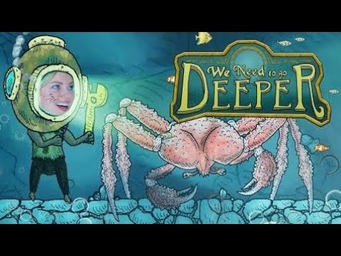 Funhaus Deleted Video (Giant Enemy Crab - We Need to Go Deeper Pt 1) |