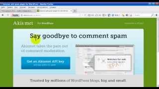 видео Как защититься от спама в Wordpress