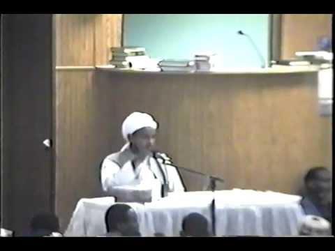 Dacwadii Saxaabada Sheikh Husein Ali Jabuuti