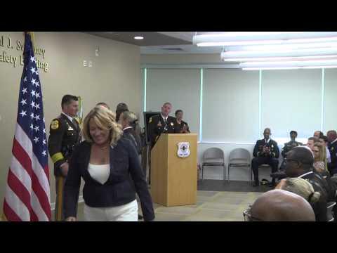 Public Safety Promotional Ceremony