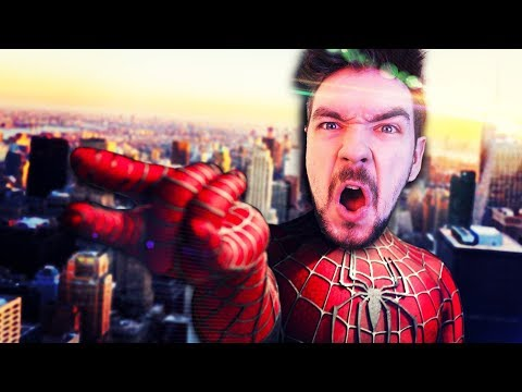THIS GAME WAS MY CHILDHOOD | Spiderman 2