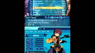 Let's Play Etrian Odyssey III The Drowned City part 01 The Adventure Begins