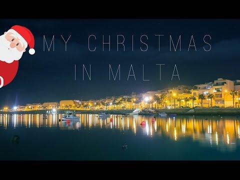 My Christmas in Malta