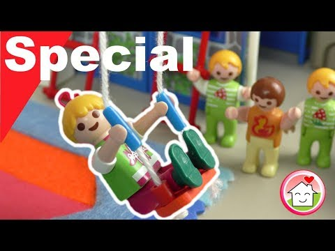 Playmobil deutsch - Pimp my PLAYMOBIL - Neues Kinderzimmer !!! - Kinder DIY - Family Stories
