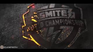 Smite World Championships Intro - For Portfolio