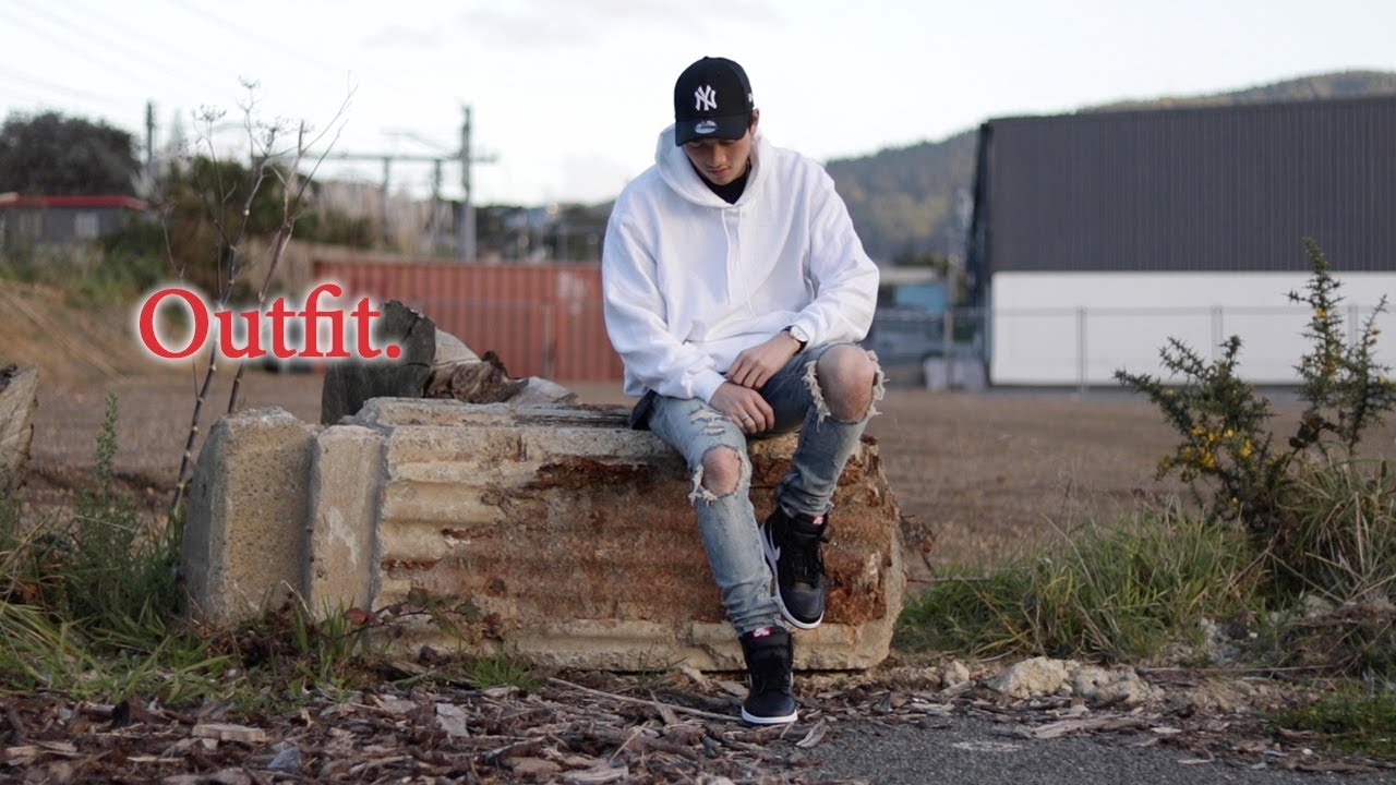 Outfit of the Day  Feat. Champion, MNML LA & Air Jordan 20 [OOTD #820]