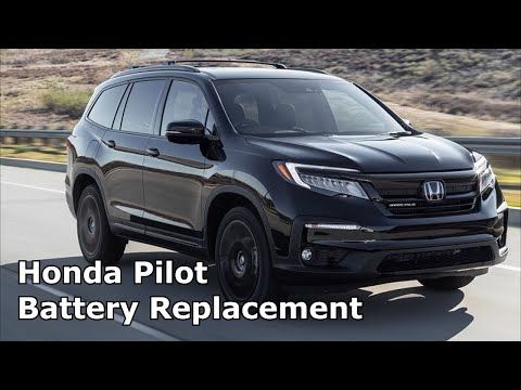 Battery Replacement: 2016-2021 Honda Pilot and Acura MDX – The Battery Shop
