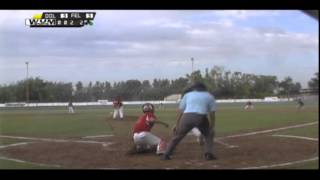 Dolphins (ARG) vs Felinos (VEN) / 27 Mar 14