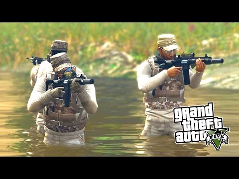 GTA 5 PC Online 5 STAR Rampage! 5 Star POLICE Getaway in GTA Online! (GTA 5 PC Gameplay)