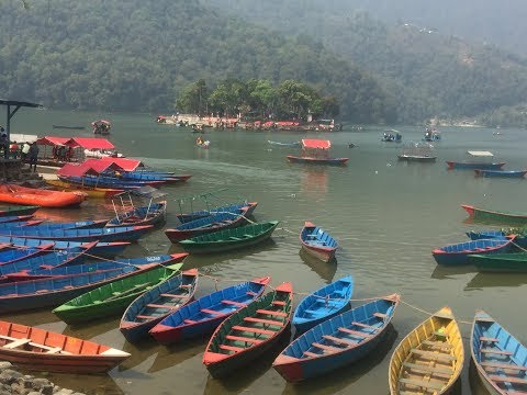 A Visit To Pokhara