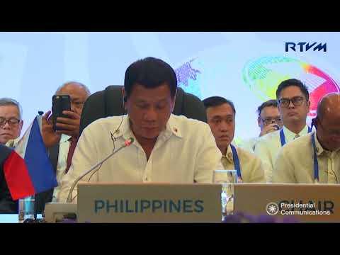 19th ASEAN - Republic of Korea Summit (Opening Remarks) 11/13/2017