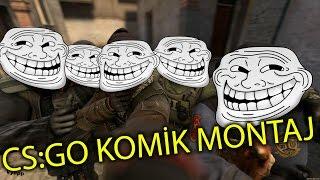 CS:GO KOMİK MONTAJ !!