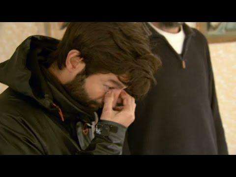 Ett sorgligt besked når Alexander Alan - Farmen (TV4)