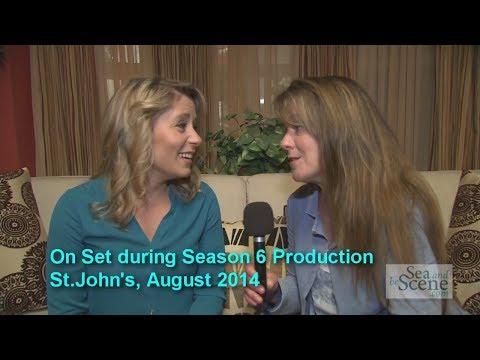 Krystin Pellerin Season 6 On Set Special Interview