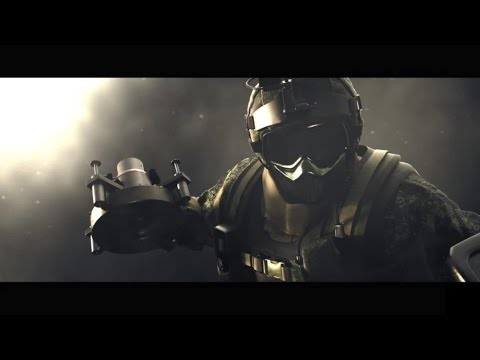 Tom Clancy's Rainbow Six Siege - All Operators Intro Movies |